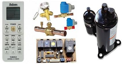 Totalproaire repuestos y accesorios for Repuestos de aire acondicionado
